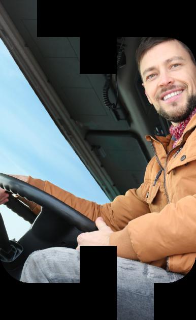 Segurança para fretes e cargas de transportadoras e embarcadores com o app TruckPad
